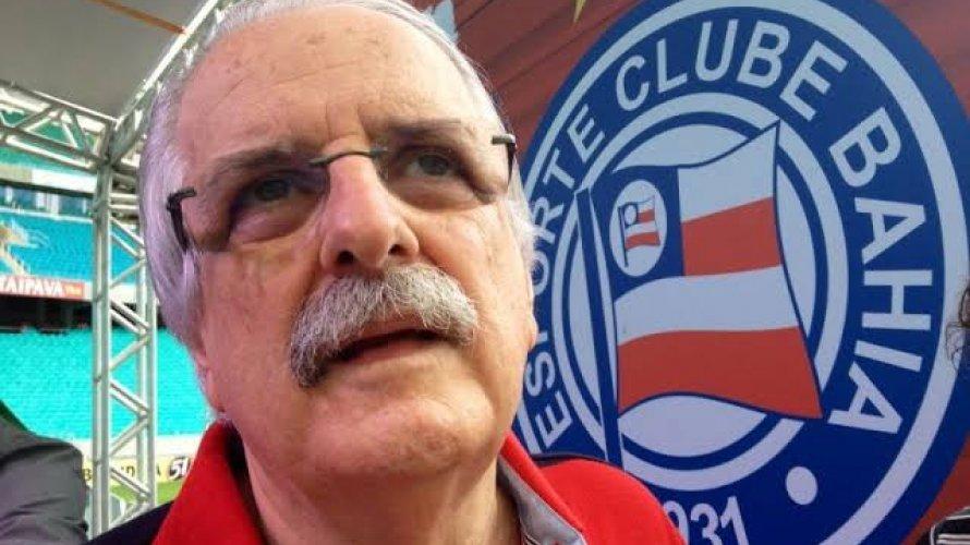 Morre Fernando Schmidt, ex-presidente do Esporte Clube Bahia