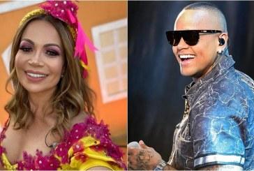 Natural de Alagoinhas, Solange Almeida vai representar o Ceará em live junina da Globo enquanto Léo Santana a Bahia