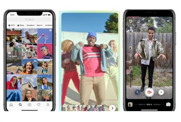 Instagram bate de frente com Tik Tok e lança função similar ao app chinês