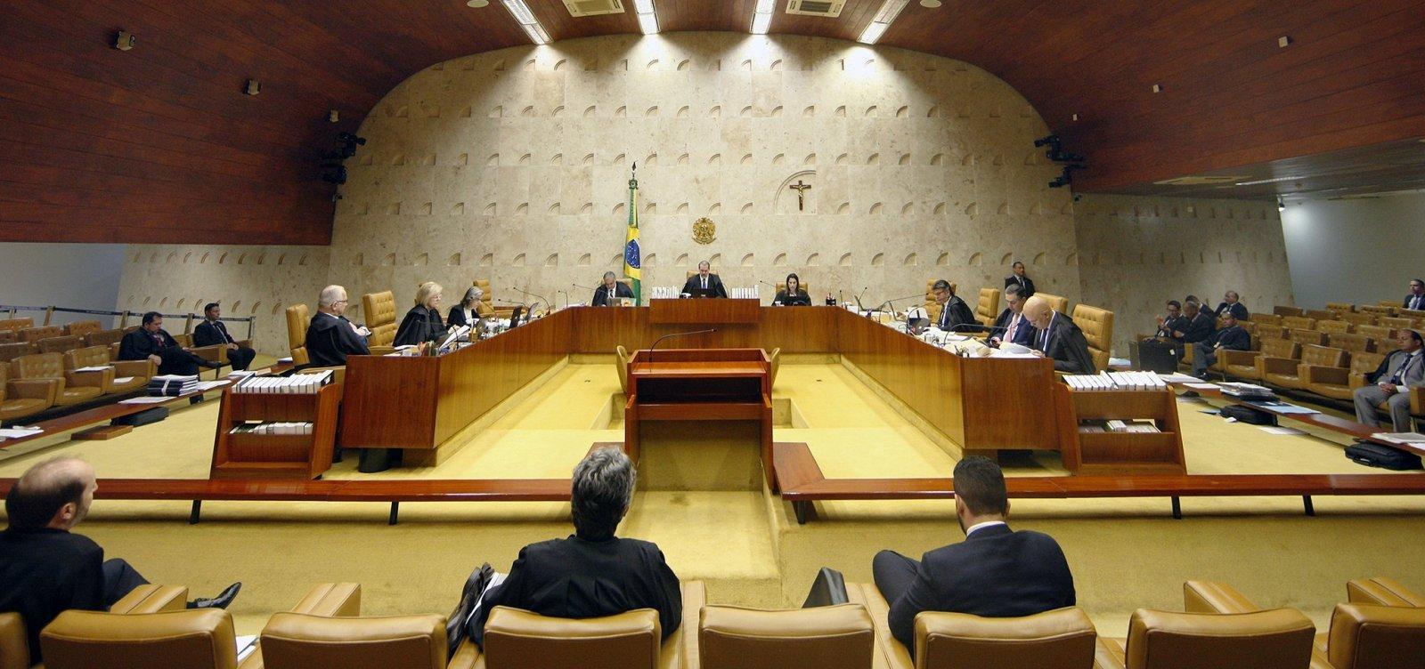 Ministros do STF questionam foro especial para Flávio Bolsonaro