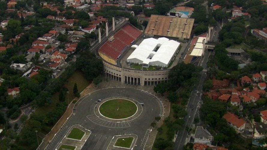 Covas anuncia que Hospital de Campanha do Pacaembu será fechado na próxima segunda-feira
