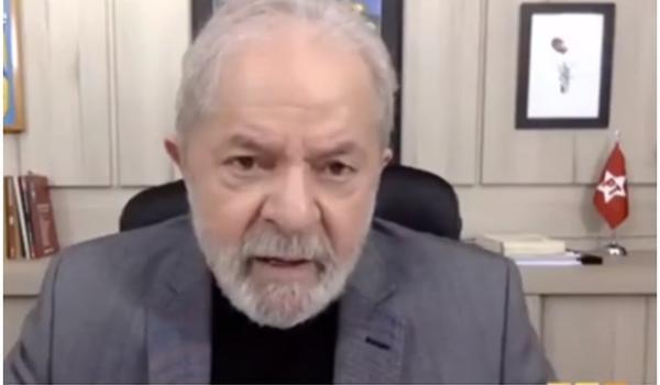 """""""Se deixarem eu me candidatar, eu ganho outra vez e acabo com a fome de novo"""", diz Lula"""