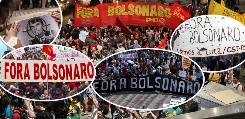 """Movimento """"Stop Bolsonaro"""" promove atos neste domingo em pelo menos 70 cidades do mundo"""
