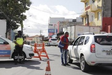 Mais cinco bairros de Lauro de Freitas terão medidas restritivas a partir desta quarta-feira, 1º de julho