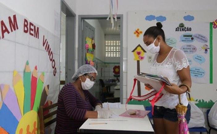 Prefeitura inicia terceira etapa da entrega de kit alimentação por Itinga, nesta terça-feira, dia 02