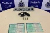 Integrante de quadrilha de roubo de carros em Lauro de Freitas é preso em Abrantes