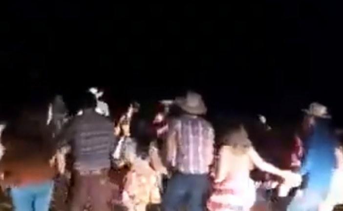 Vídeo: vereador do PSDB grita 'viva o coronavírus!' em festa junina com aglomeração