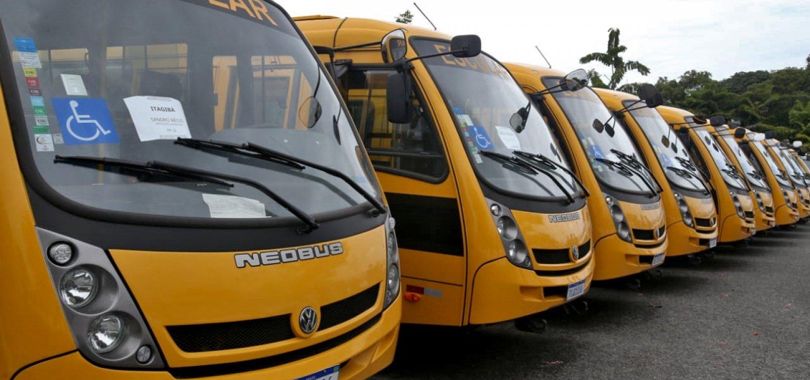 Rui Costa transfere IPVA de transporte escolar para setembro de 2021