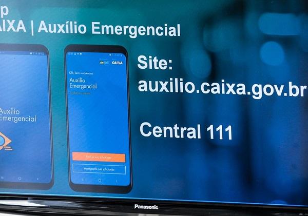 Fique atento: pedido de auxílio emergencial só pode ser feito até esta quinta-feira