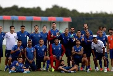 Na volta da Copa do Nordeste, Bahia recebe o Náutico em busca da liderança do grupo A