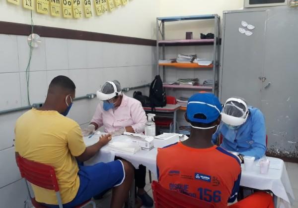Bahia registra 6.401 casos; Sesab destaca falha no e-SUS