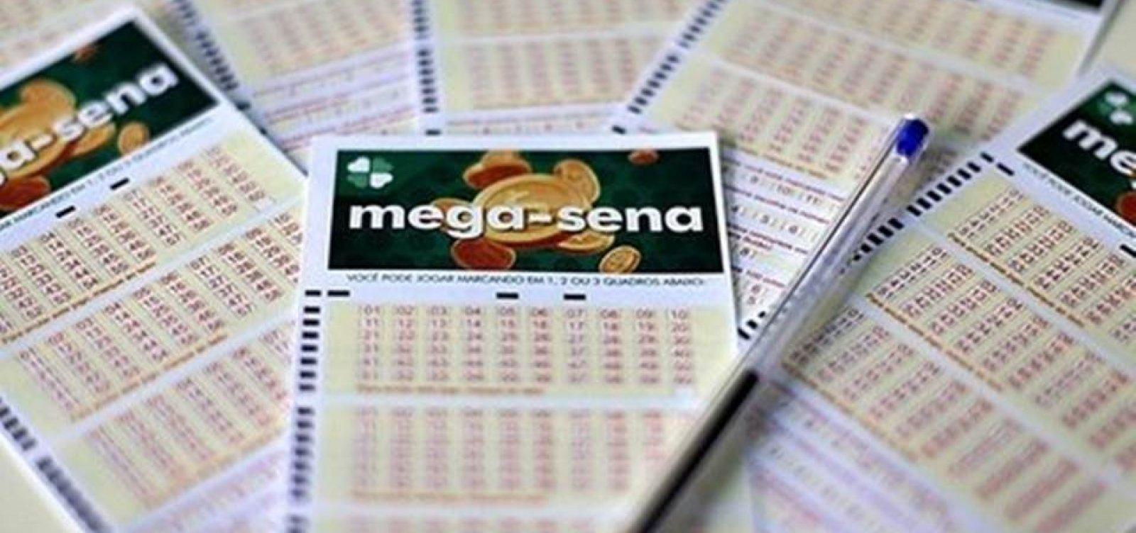 Mega-Sena: ninguém acerta 6 dezenas e prêmio deve ir a R$ 23 milhões