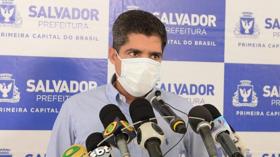 Salvador: Prefeito afirma que pessoas que não respeitam medidas restritivas são responsáveis pelas mortes por Covid-19