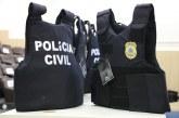 SSP entrega 1500 coletes balísticos à Polícia Civil