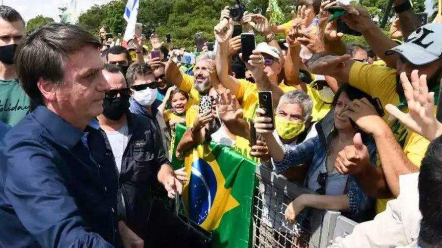 Conselho Nacional de Saúde responsabiliza Bolsonaro pelas 100 mil mortes no Brasil