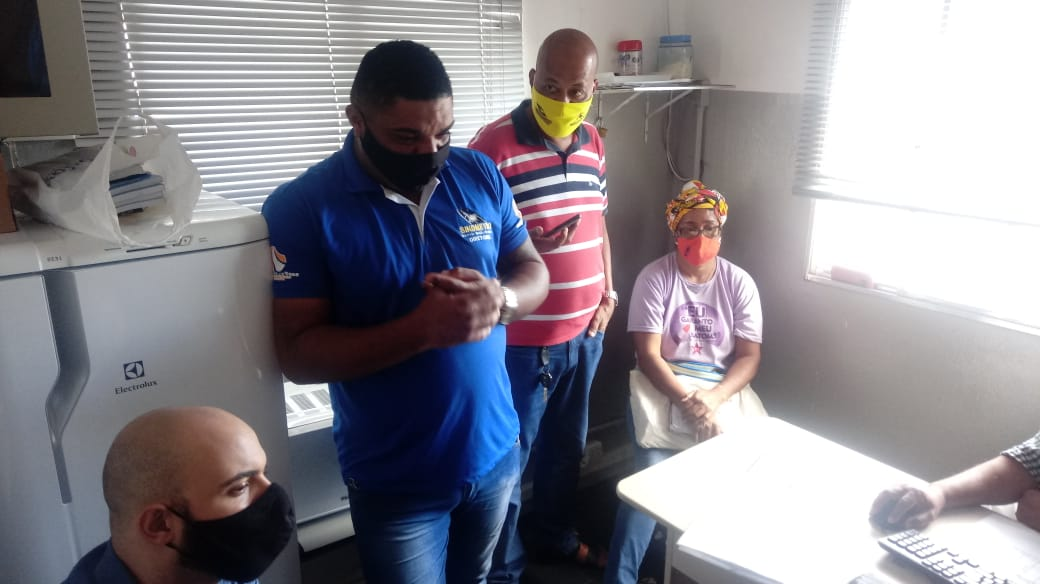 Líderes Comunitários de Lauro de Freitas se reúnem com BTM e cobram melhoria no atendimento e mais ofertas de linhas
