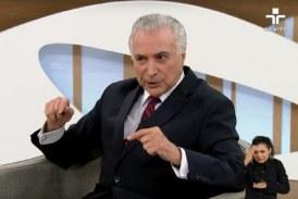 FAB tirou remédios para acomodar políticos em avião que levou Temer ao Líbano, diz coluna