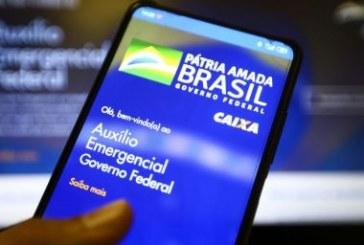 Auxílio emergencial: Governo deve pagar mais quatro parcelas de R$ 300