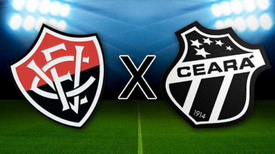 Precisando vencer, Vitória recebe o Ceará em busca de vaga na 4ª fase da Copa do Brasil