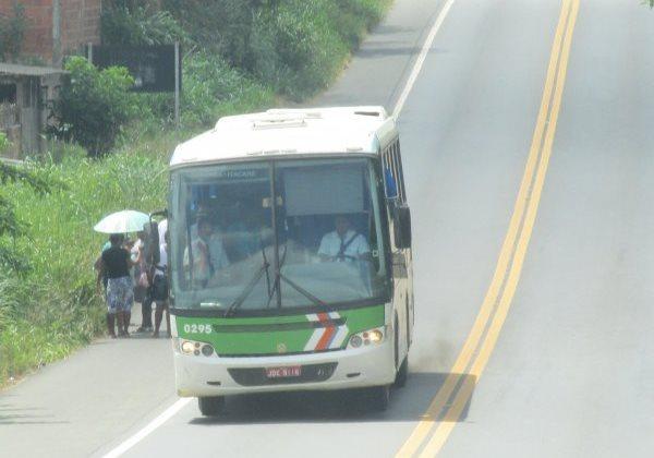 Bahia tem mais dois municípios com transporte suspenso; total chega a 392
