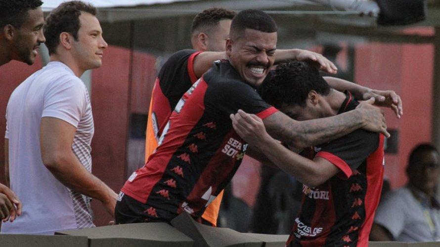 Em dia de estreia na Série B, Vitória encara o Sampaio Corrêa no Barradão
