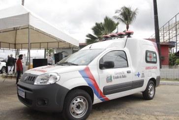 PA de Areia Branca em Lauro de Freitas recebe nova ambulância