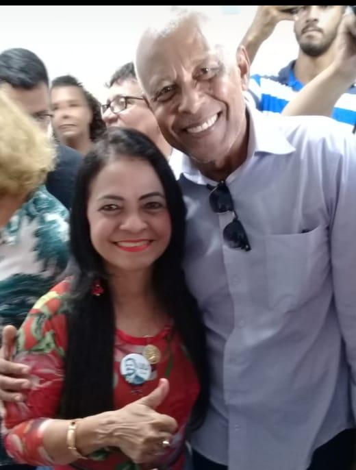 Bispo Ademir assume presidência do PODEMOS em Lauro de Freitas, que lançará candidatos à Câmara e apóia Capitão Olinto pra vice de Moema