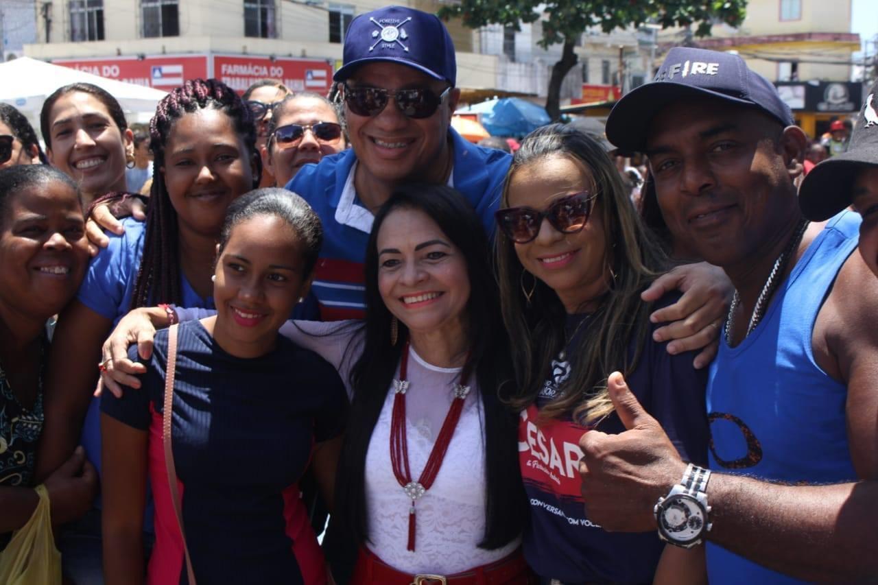 Vereador César indica reforma e a possibilidade do novo final de linha dos ônibus para o Parque São Paulo