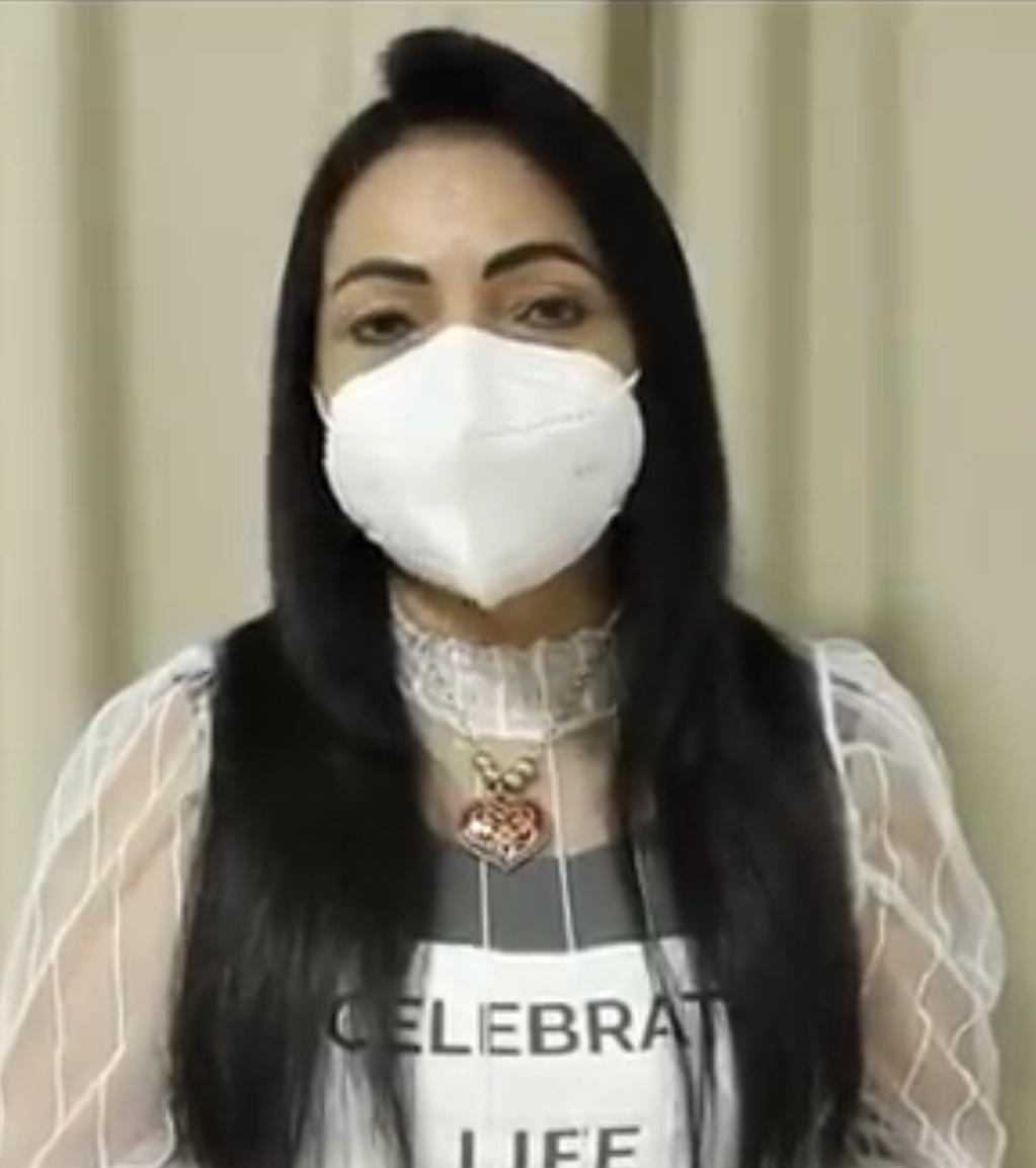 Prefeita Moema Gramacho está curada da Covid-19; veja vídeo
