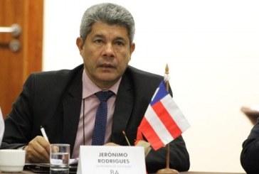 """Secretário Jerônimo Rodrigues critica governo federal por retirada de recursos do Fundeb; """"não gosta da educação"""""""