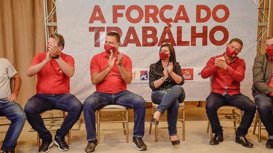 Serrinha: Convenção oficializa candidatura de Osni Cardoso e Mariana Cunha