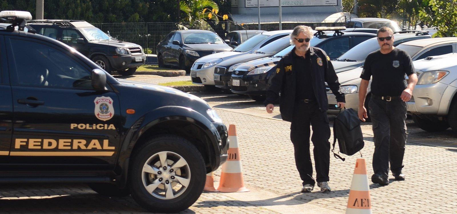 Polícia Federal deflagra 76ª fase da Operação Lava Jato