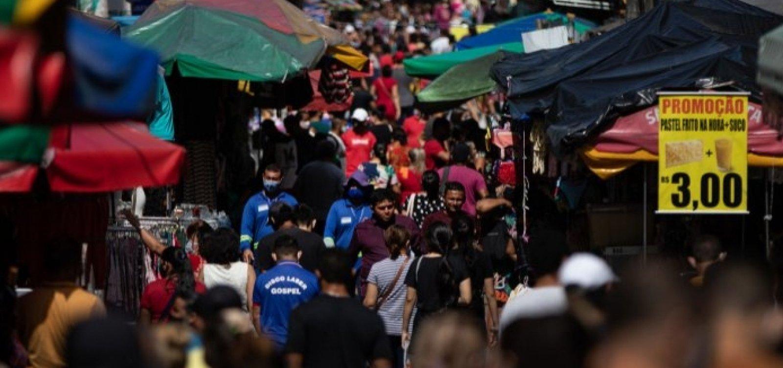Brasil ultrapassa marca de 5 milhões de casos de coronavírus