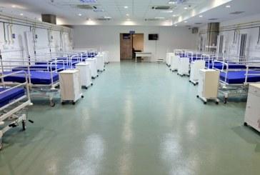Hospital de campanha da Arena Fonte Nova será desativado até esta sexta
