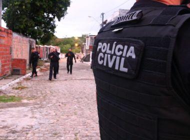 Detentos suspeitos de tráfico e homicídios são alvo de operação da Polícia Civil na Bahia