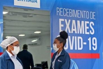 Bahia registra 20 óbitos e 1.472 novos casos de Covid-19 nas últimas 24h