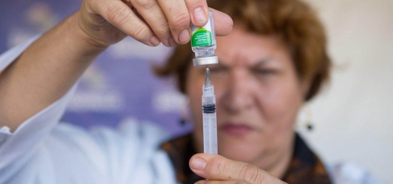 Ministério da Saúde anuncia que vacina contra Covid não deve ser oferecida para toda a população