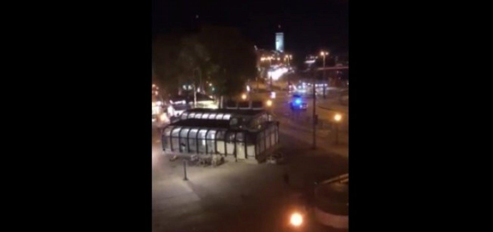 Atentado terrorista em Viena deixa quatro mortos