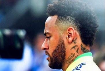 Machucado, Neymar está fora da Seleção Brasileira
