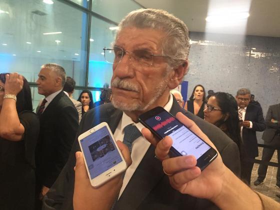 Justiça Eleitoral aciona PF para investigar supostas infrações da campanha de Herzem Gusmão