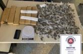 Suspeitos são presos e drogas são apreendidas durante operações da PM em Itinga