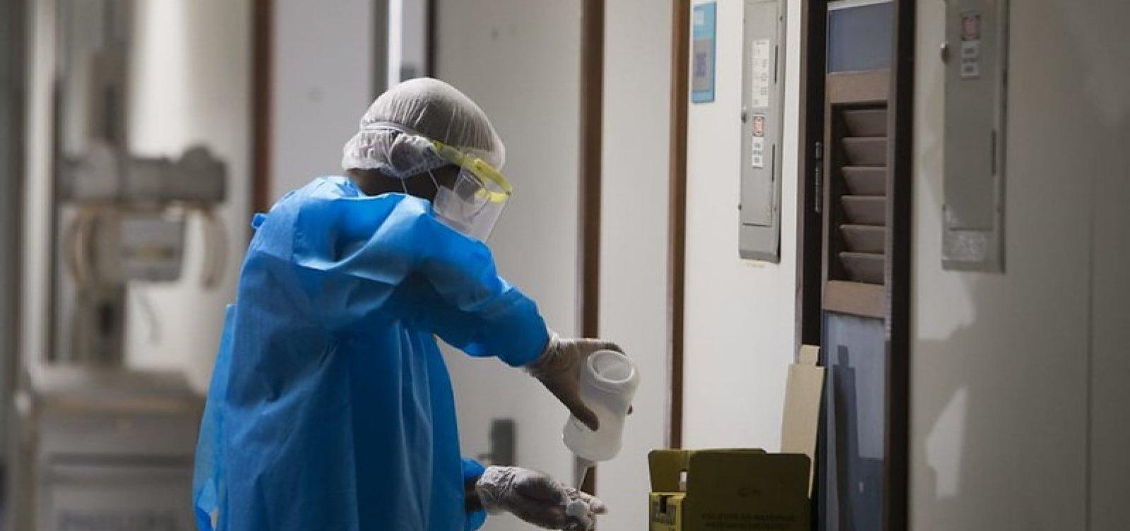 Bahia registra mais 653 casos de Covid-19 e 22 mortes pela doença nas últimas 24h
