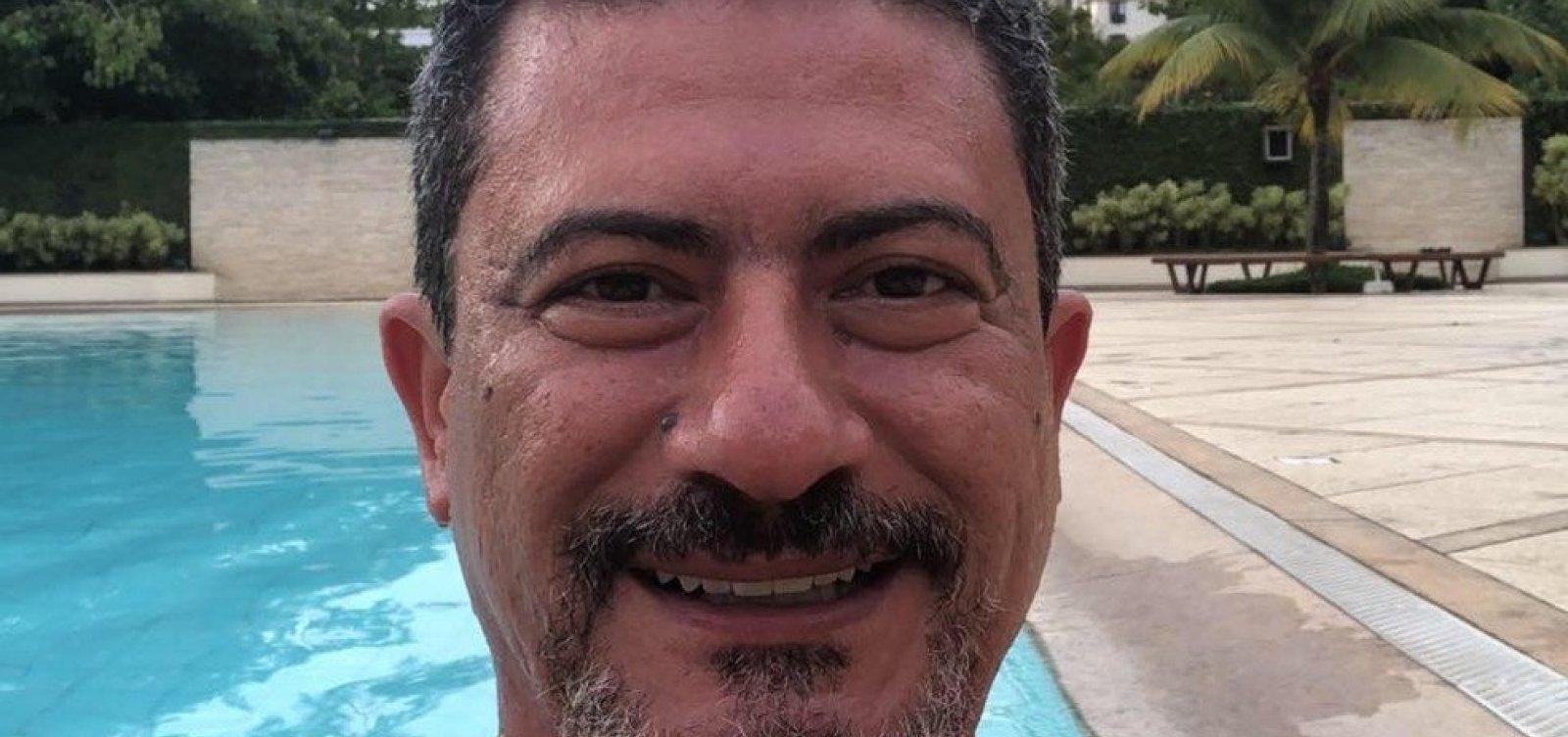 Laudo do IML aponta que Tom Veiga, intérprete do Louro José teve acidente vascular cerebral