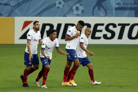 Bahia encara o Unión na tentativa de repetir feito de 2018