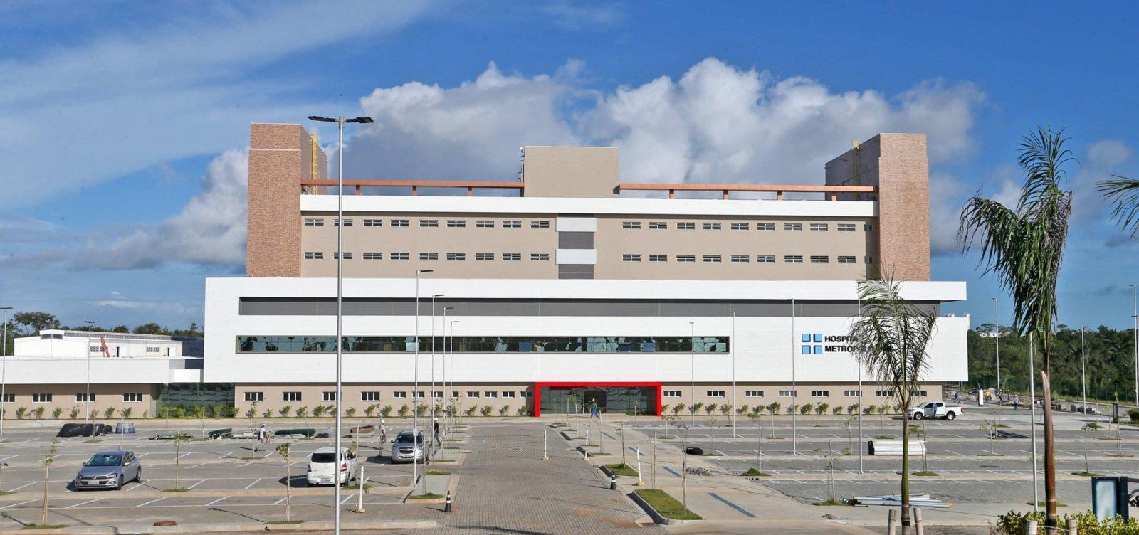 Governo tenta PPP com Hospital Albert Einsten para gestão do Hospital Metropolitano