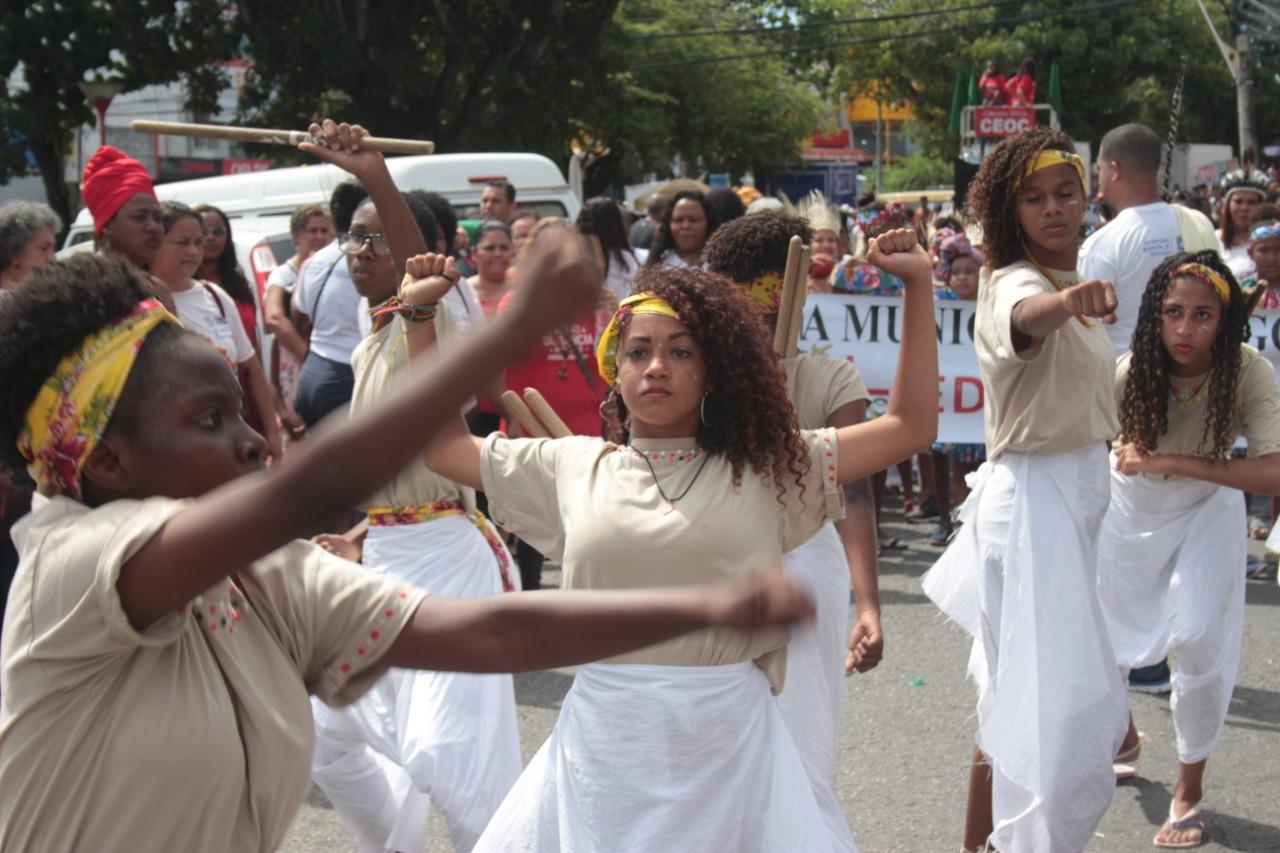 Processos educativos confirmam compromisso da rede municipal de ensino de Lauro de Freitas com a promoção da igualdade racial