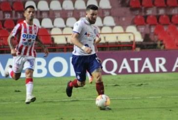 Bahia empata sem gols com o Santa Fé na Argentina e avança para as quartas na Sul-Americana