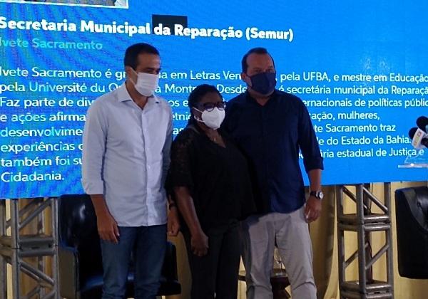 Salvador: em evento, Bruno Reis anuncia secretariado; confira os nomes
