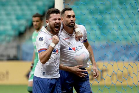 Único time brasileiro na competição, Bahia vai encarar mais um argentino na Copa Sul-Americana