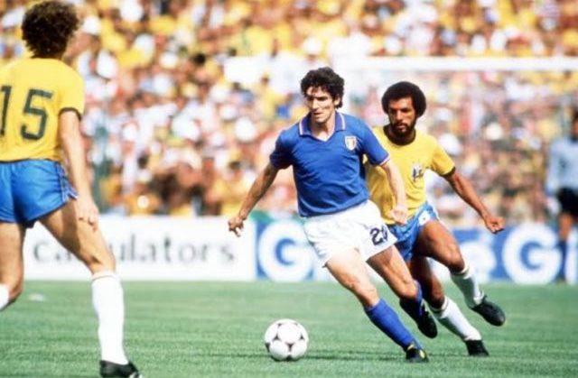 Morre o ex-atacante italiano Paolo Rossi aos 64 anos, 'Carrasco do Brasil' em 1982